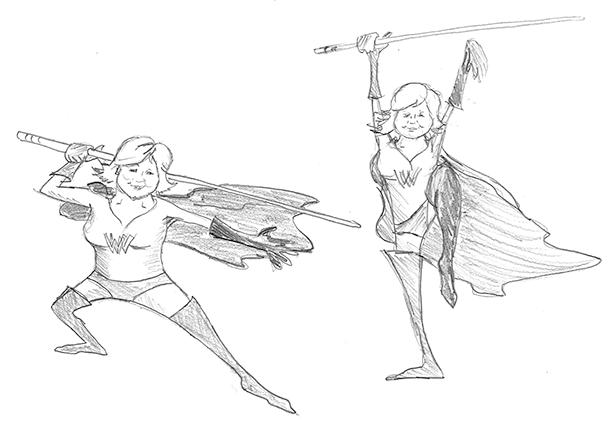 WendyWoo Sketches