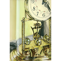 Anniversary Clock © Kevin Mastin