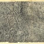 Colorado Map 1884