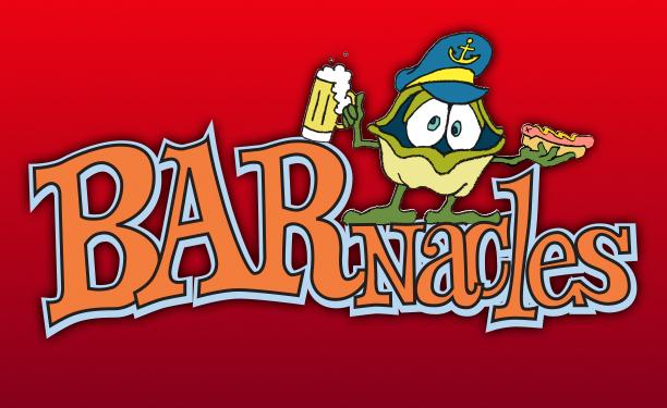 Barnacles Logo Springmaid Myrtle Beach