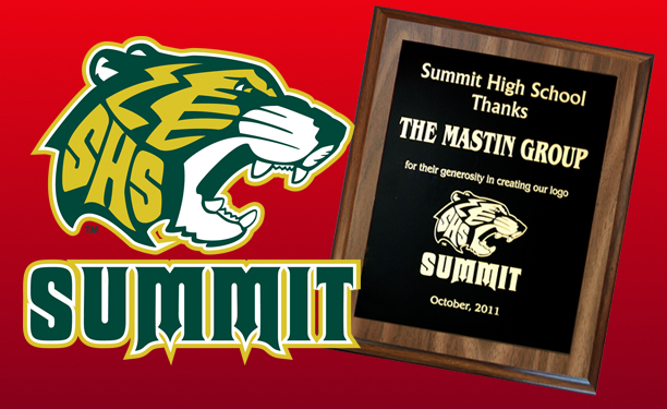 SHS Tiger Logo & Award