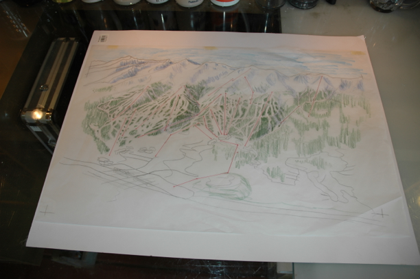 Breckenridge Ski Trail Map Process001