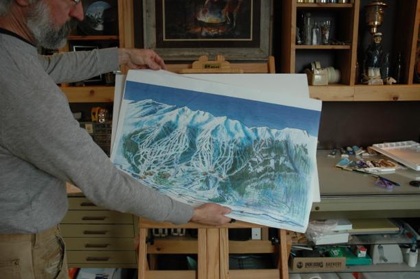 Breckenridge Ski Trail Map Process013