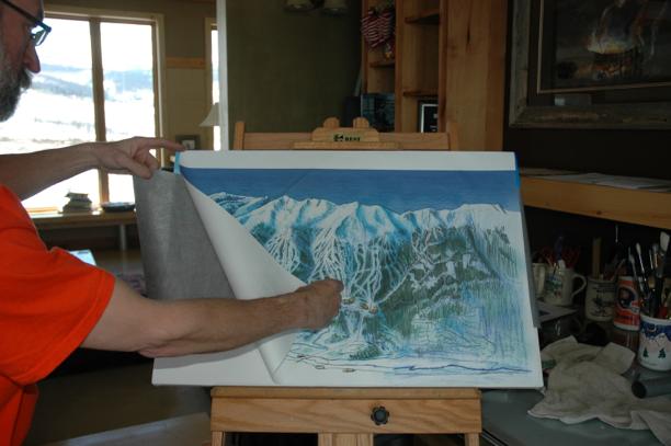 Breckenridge Ski Trail Map Process024