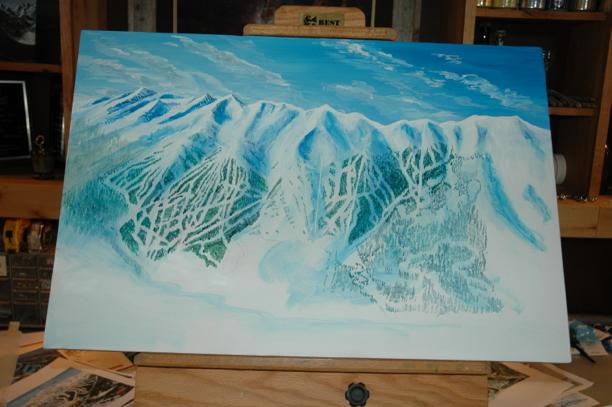 Breckenridge Ski Trail Map Process062
