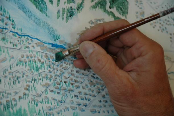 Breckenridge Ski Trail Map Process085